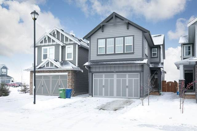 173 Williamstown Park NW, Airdrie, AB T4B 3Y8 (#C4286976) :: The Cliff Stevenson Group