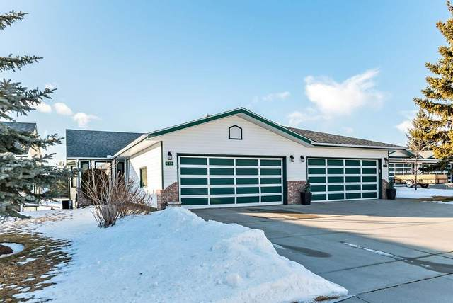 511 High View Point(E) NW, High River, AB T2V 1P1 (#C4286986) :: Canmore & Banff