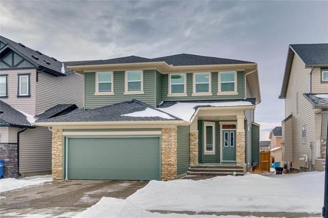 2600 Ravenslea Garden(S) SE, Airdrie, AB T4A 0T2 (#C4286991) :: Redline Real Estate Group Inc