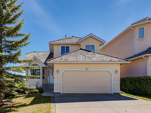 177 Valley Ponds Crescent Crescent NW, Calgary, AB T3B 5T7 (#C4286997) :: The Cliff Stevenson Group
