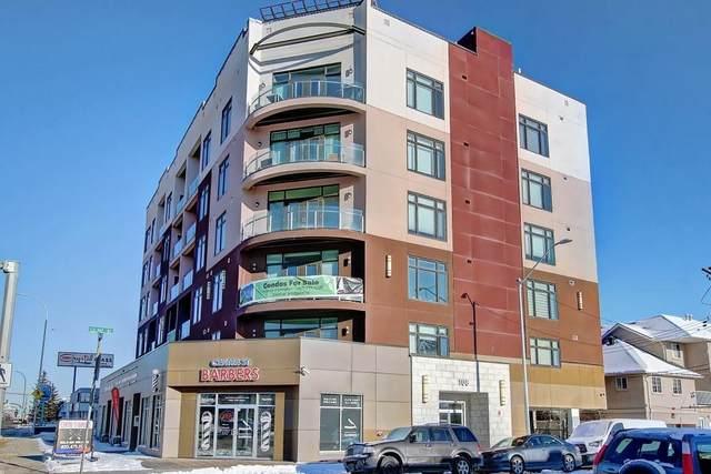 108 13 Avenue NE #506, Calgary, AB T2E 2R9 (#C4287015) :: Calgary Homefinders