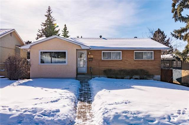 2751 Cannon Road NW, Calgary, AB T2L 1C5 (#C4287023) :: The Terry Team