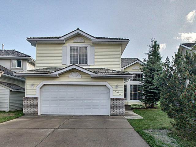 244 Woodside Crescent NW, Airdrie, AB T4B 2G8 (#C4287024) :: Redline Real Estate Group Inc