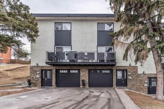1603 Mcgonigal Drive NE #2, Calgary, AB T2E 5W2 (#C4287026) :: The Cliff Stevenson Group