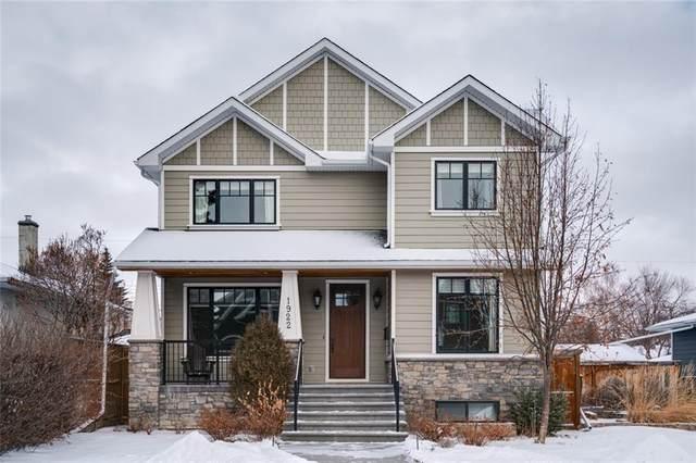 1922 44 Avenue SW, Calgary, AB T2T 2N6 (#C4287032) :: The Cliff Stevenson Group