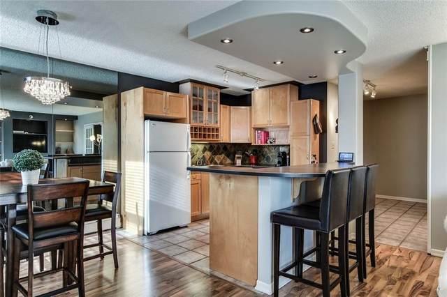 616 15 Avenue SW #401, Calgary, AB T2R 0R5 (#C4287036) :: The Cliff Stevenson Group