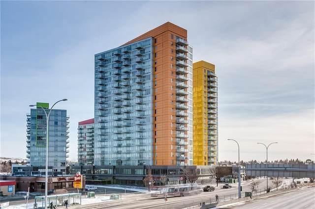 3830 Brentwood Road NW #1605, Calgary, AB T2L 2J9 (#C4287061) :: Calgary Homefinders
