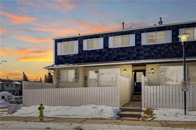 175 Manora Place NE #79, Calgary, AB T2A 5P7 (#C4287078) :: Calgary Homefinders