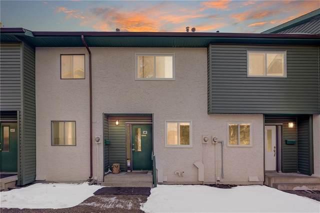 2511 38 Street NE #68, Calgary, AB T1Y 4M7 (#C4287082) :: The Cliff Stevenson Group