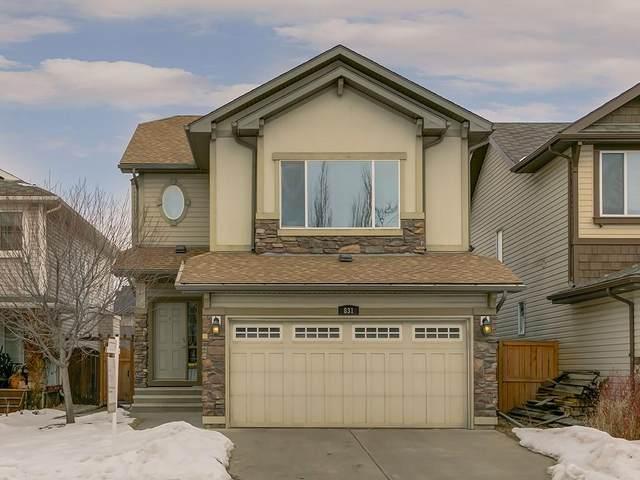 831 Auburn Bay Heights SE, Calgary, AB T3M 0A9 (#C4287083) :: The Cliff Stevenson Group