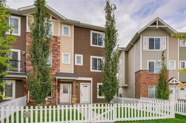 300 Marina Drive #19, Chestermere, AB T1X 0P6 (#C4287089) :: Calgary Homefinders