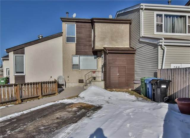 290 Pensville Close SE, Calgary, AB T2A 5P2 (#C4287091) :: Canmore & Banff