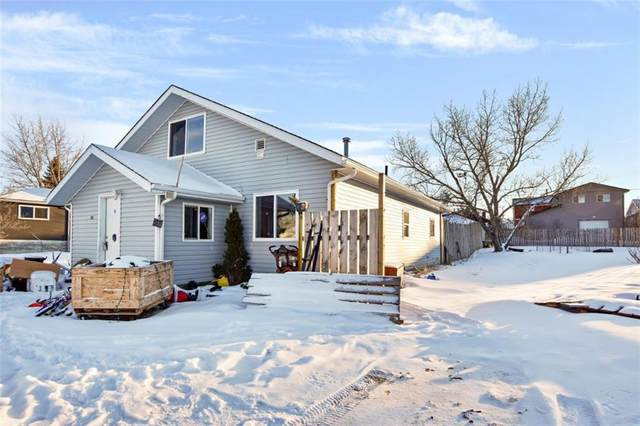 217 Second Avenue W, Hussar, AB T0J 1S0 (#C4287094) :: Redline Real Estate Group Inc