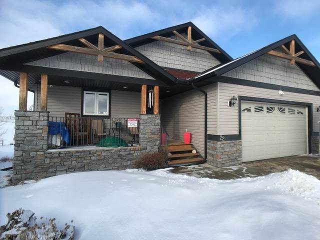 22 Wyndham Park View, Speargrass, AB T0J 0M0 (#C4287128) :: Redline Real Estate Group Inc