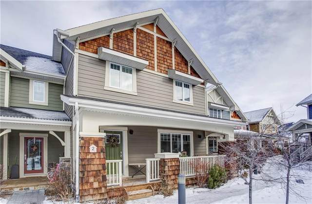 66 Beny-Sur-Mer Road SW #2, Calgary, AB T3E 7Y3 (#C4287135) :: The Cliff Stevenson Group