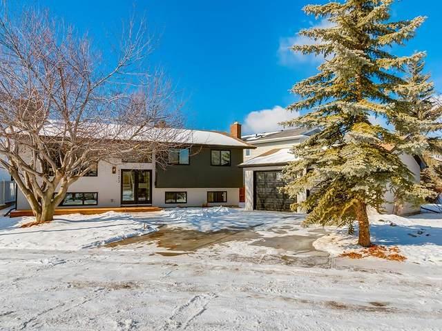 4723 Vegas Road NW, Calgary, AB T3A 1W2 (#C4287142) :: Calgary Homefinders