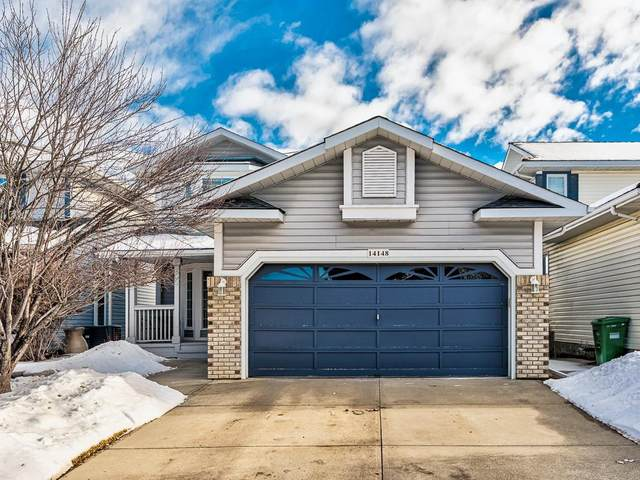 14148 Evergreen Street SW, Calgary, AB T2Y 2X1 (#C4287150) :: Canmore & Banff