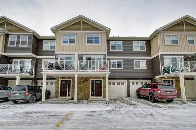 821 Skyview Ranch Grove NE, Calgary, AB  (#C4287163) :: Canmore & Banff