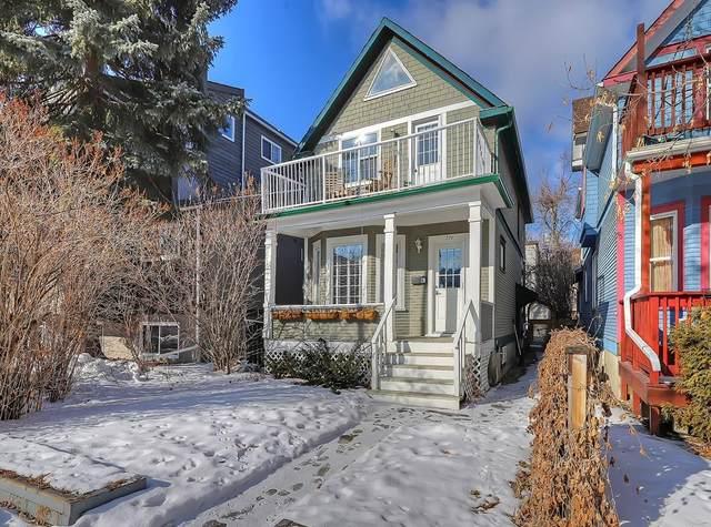 724 2 Avenue NW, Calgary, AB T2N 0E3 (#C4287200) :: Calgary Homefinders