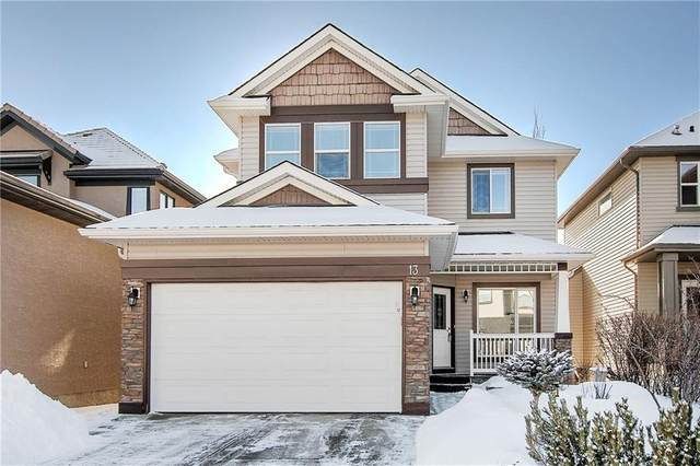 13 Royal Birch Hill(S) NW, Calgary, AB T3G 5X7 (#C4287216) :: Canmore & Banff