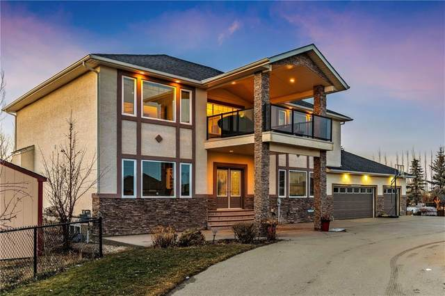 144 Strathmore Lakes Common, Strathmore, AB T1P 1Y7 (#C4287225) :: The Cliff Stevenson Group