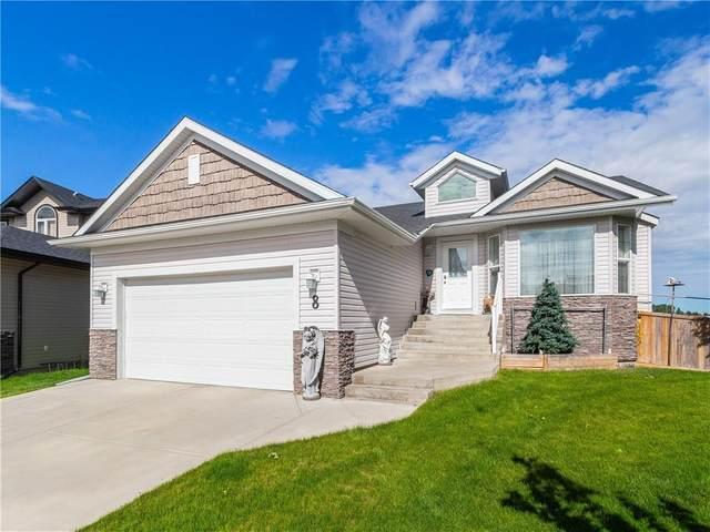8 Bondar Gate, Carstairs, AB T0M 0N0 (#C4287231) :: Redline Real Estate Group Inc