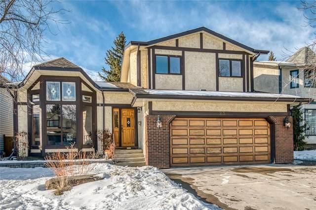 23 Millpark Road SW, Calgary, AB T2Y 2N4 (#C4287245) :: Calgary Homefinders