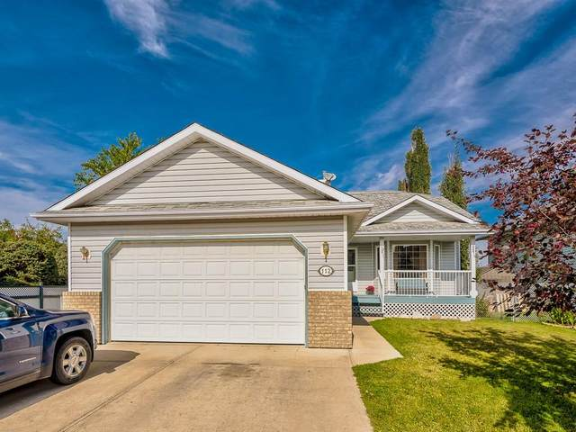 112 Cambrille Crescent, Strathmore, AB T1P 1N3 (#C4287272) :: Redline Real Estate Group Inc