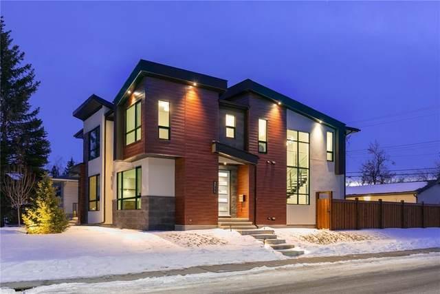3711 28 Avenue SW, Calgary, AB T3E 2J4 (#C4287285) :: Calgary Homefinders