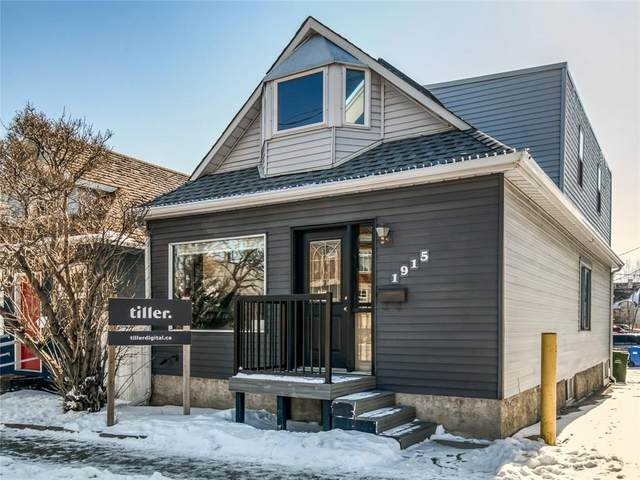 1915 34 Avenue SW, Calgary, AB T2T 2C2 (#C4287289) :: The Cliff Stevenson Group