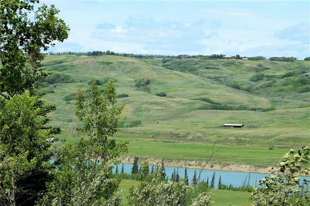 58 Springbank Heights Drive, Rural Rocky View County, AB T3Z 1C5 (#C4287304) :: The Cliff Stevenson Group