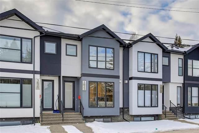 3623 21 Avenue SW, Calgary, AB T3E 2N2 (#C4287316) :: Calgary Homefinders