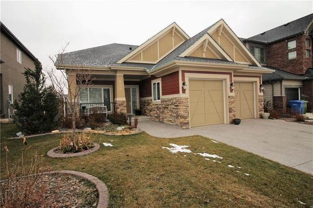 610 Marina Drive, Chestermere, AB T1X 0C3 (#C4287327) :: Calgary Homefinders