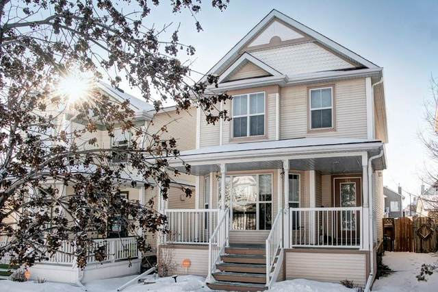 154 Prestwick Crescent SE, Calgary, AB T2Z 3L8 (#C4287359) :: Calgary Homefinders
