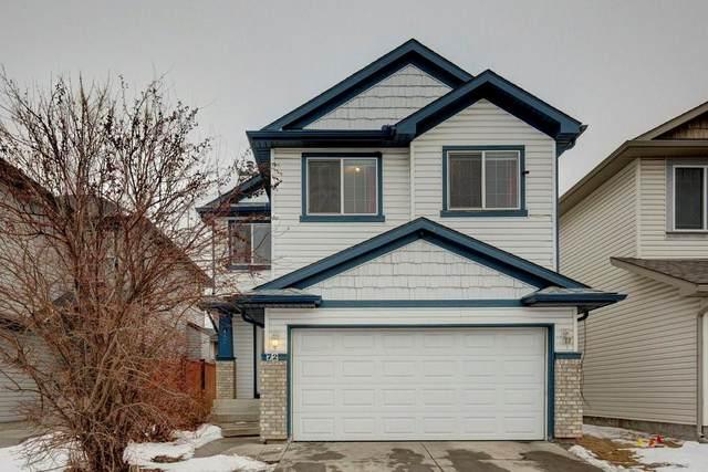 72 Saddlecrest Boulevard NE, Calgary, AB T3J 5E7 (#C4287363) :: Calgary Homefinders