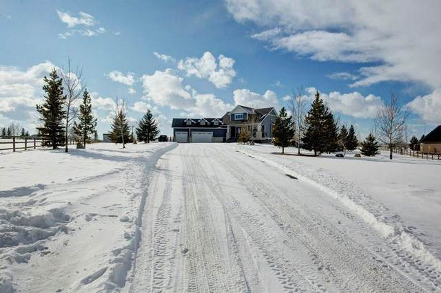 2 Shannon View, Rural Foothills County, AB T1S 5B5 (#C4287370) :: The Cliff Stevenson Group
