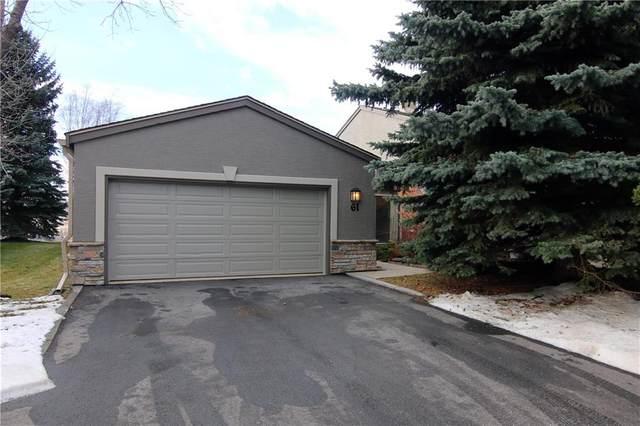 1815 Varsity Estates Drive NW #61, Calgary, AB T3B 3Y7 (#C4287381) :: Calgary Homefinders