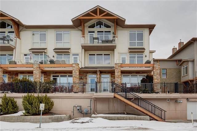 140 Rockyledge View NW #5, Calgary, AB T3G 5X1 (#C4287415) :: Calgary Homefinders