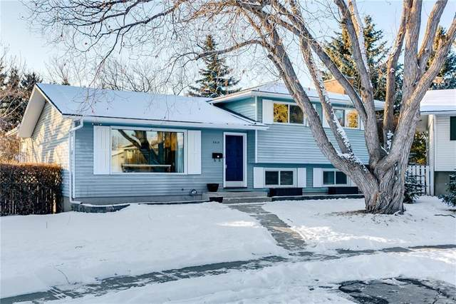 5615 Brenner Crescent NW, Calgary, AB T2L 1Z3 (#C4287419) :: Calgary Homefinders