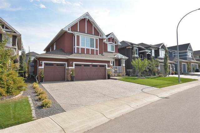 152 Cranarch Heights SE, Calgary, AB T3M 0T8 (#C4287429) :: Calgary Homefinders