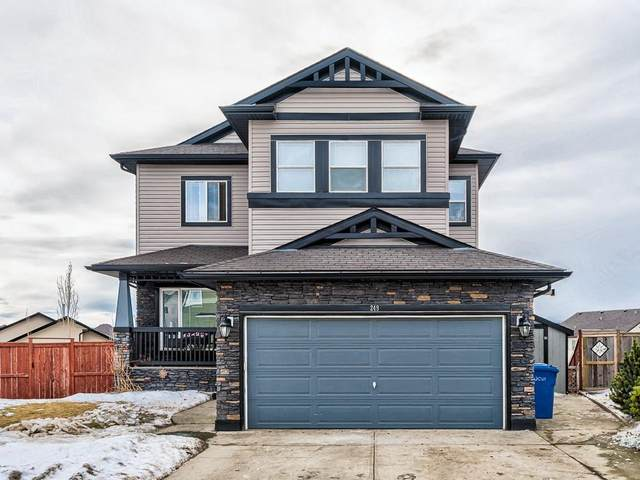 249 Hawkmere Close, Chestermere, AB T1X 0C1 (#C4287441) :: Redline Real Estate Group Inc