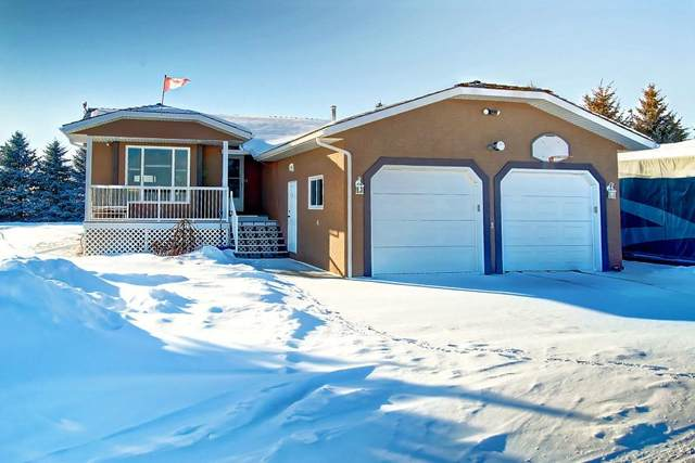 243038 Range Road 264, Rural Wheatland County, AB T1P 1K5 (#C4287450) :: Redline Real Estate Group Inc