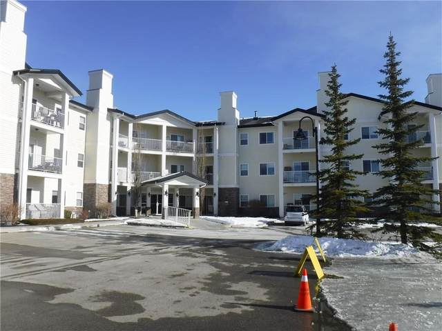 72 Quigley Drive #303, Cochrane, AB T4C 2K6 (#C4287457) :: Calgary Homefinders