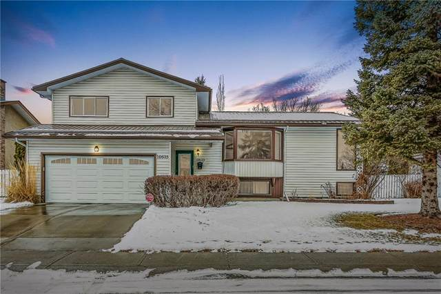 10635 Brackenridge Road SW, Calgary, AB T2W 1A2 (#C4287460) :: The Cliff Stevenson Group