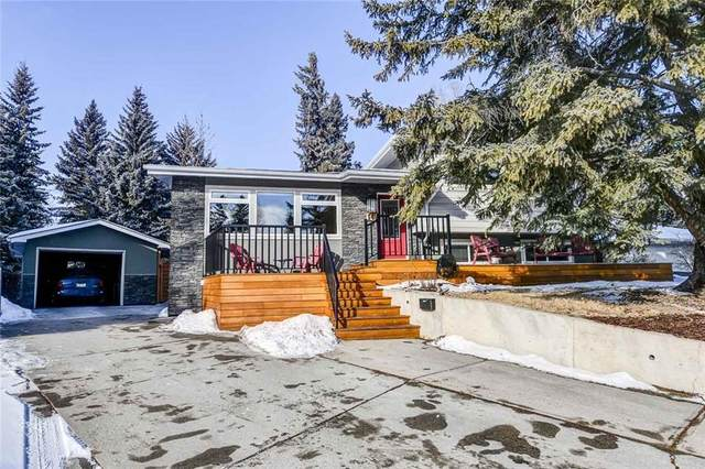14 Varbay Place NW, Calgary, AB T3A 0C8 (#C4287478) :: Calgary Homefinders