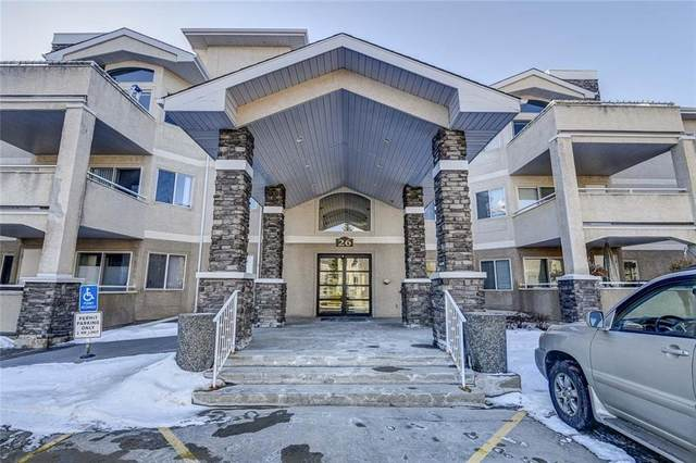 26 Country Hills View NW #217, Calgary, AB T3K 5A4 (#C4287505) :: The Cliff Stevenson Group