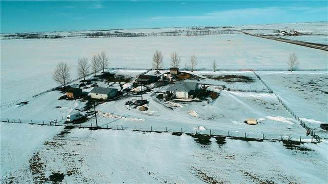 251044 Range Road 261, Rural Wheatland County, AB T1P 1K5 (#C4287522) :: Redline Real Estate Group Inc
