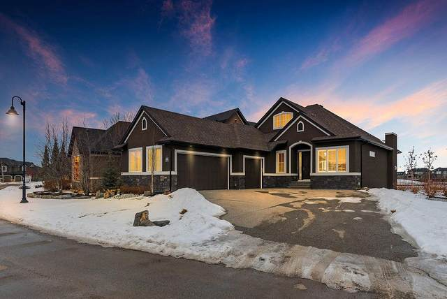 60 Waters Edge Drive, Heritage Pointe, AB T1S 4K3 (#C4287544) :: Redline Real Estate Group Inc