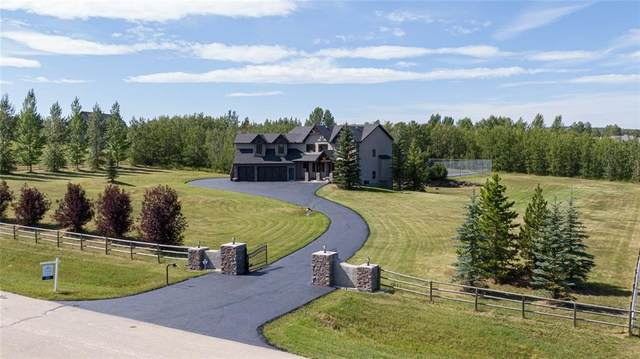 3 Shannon Hill(S), Rural Foothills County, AB T1S 5B2 (#C4287547) :: The Cliff Stevenson Group