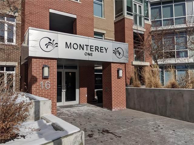 16 Varsity Estates Circle NW #108, Calgary, AB T3A 2C5 (#C4287603) :: Calgary Homefinders